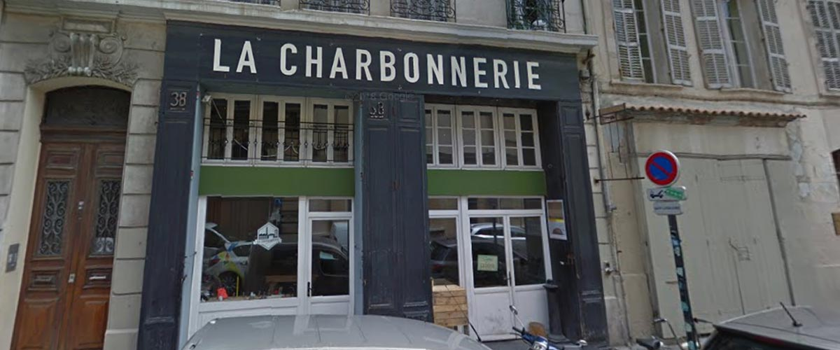 The CHARBONNERIE